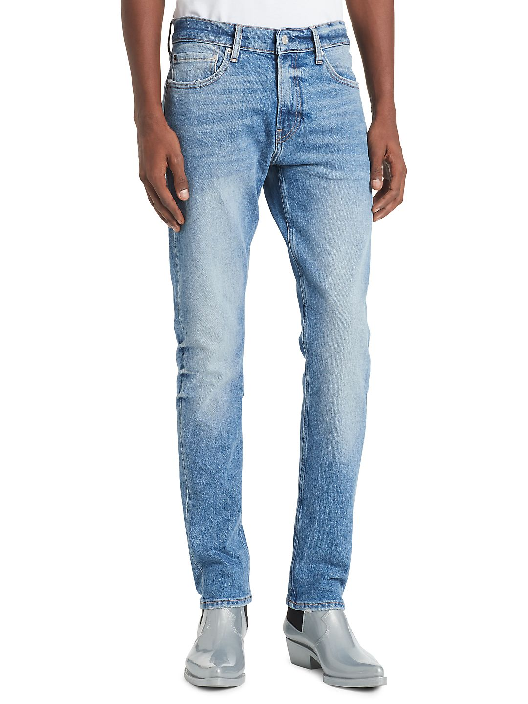 Mauritius Athletic Tapered Jeans