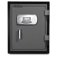 Mesa Safe 1.5 cu ft Steel Fire Safe with Electronic Lock, MF60E