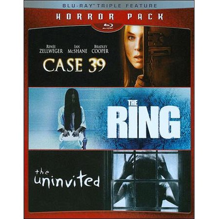 Horror Pack: Case 39 / The Ring / The Uninvited (Blu-ray) (Widescreen)