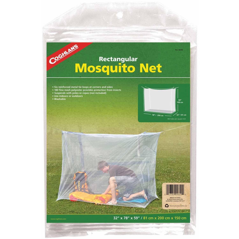 Coghlan's Mosquito Net, White