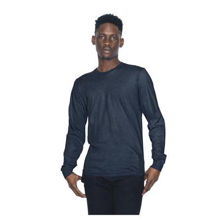 American Apparel - American Apparel T-Shirts - Long Sleeve Unisex Fine  Jersey Long Sleeve T-Shirt (USA) 2007 - Walmart.com 6cf207c5ee69
