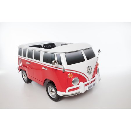 12v ride on volkswagen t1 camper van battery powered walmart 12v ride on volkswagen t1 camper van battery powered thecheapjerseys Choice Image