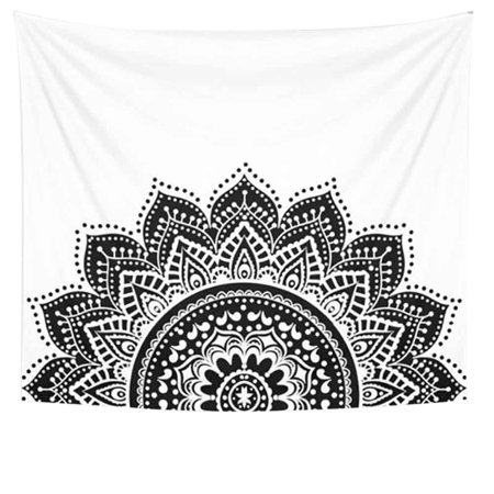 Big Savings/Clearance,Aihome Geometric Mandala Tapestry Wall Hanging Mat