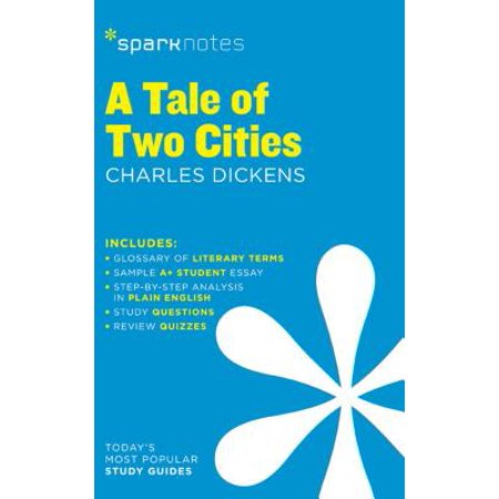 A Tale of Two Cities SparkNotes Literature Guide -