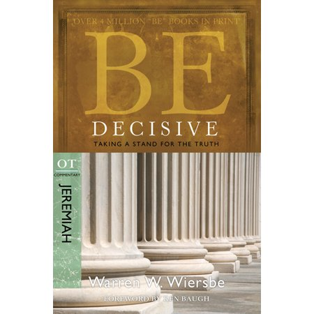Talking Stand - Be Decisive (Jeremiah) : Taking a Stand for the Truth