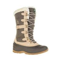 Kamik Snovalley2 Snow Boot - Brown - Womens - 9