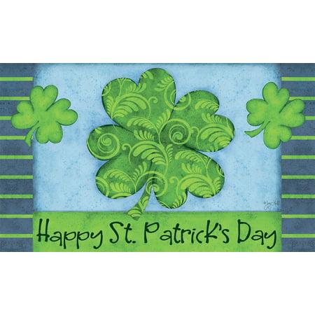 LANG ST. PATRICKS DAY DOOR MAT - St Patrick Sayings