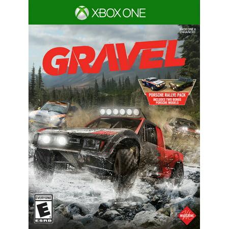 Gravel, Square Enix, Xbox One, WALMART EXCLUSIVE, 662248920597