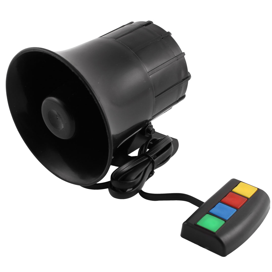 DC 12V Four Sound Electronic Musical Horn for Motorbike