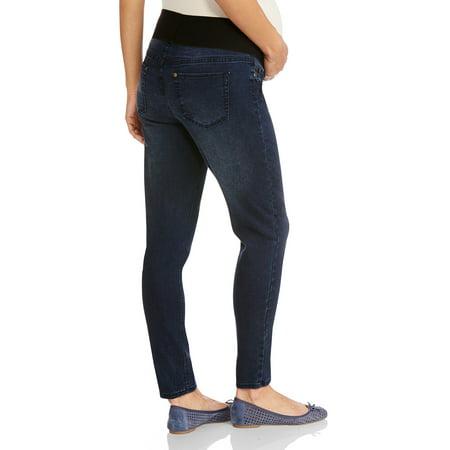 e3cca7746995e Planet Motherhood - Maternity Demi-Panel Super Soft Skinny Jeans ...