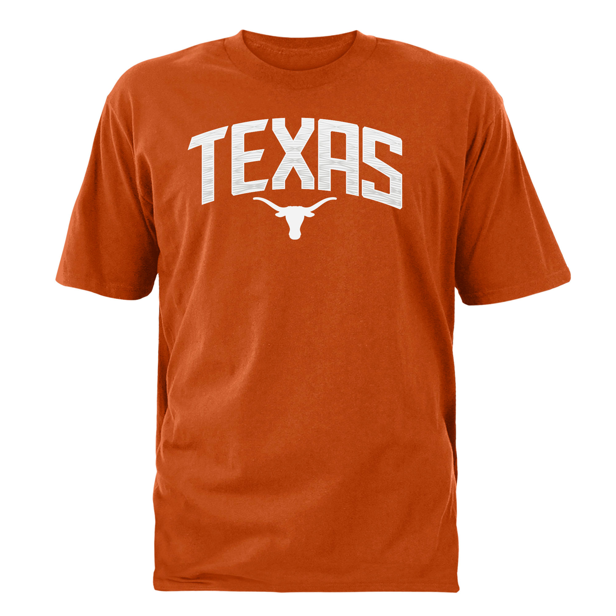 Men's Texas Orange Texas Longhorns Eclipse Arch T-Shirt