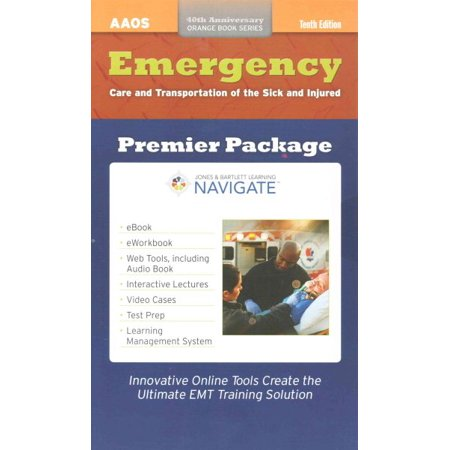 Emergency Care and Transportation of the Sick and Injured Premier Package Digital Supplement ()