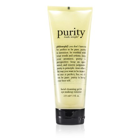 Philosophy - Purity Made Simple Facial Cleansing Gel & Eye Makeup Remover -225ml/7.5oz