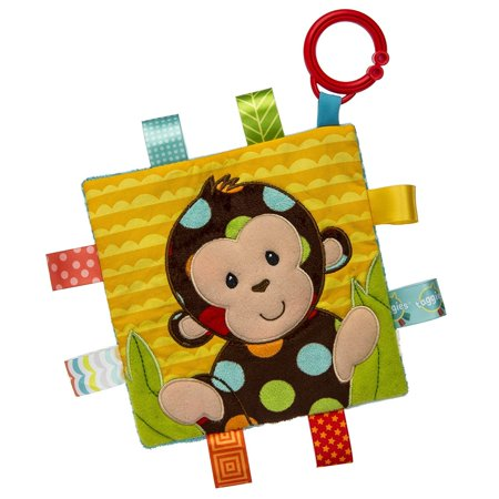 Crinkle Me Dazzle Dots Monkey (Taggies) - Stuffed Animals by Mary Meyer (39714)