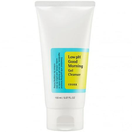 CosRX Low pH Good Morning Gel Facial Cleanser,