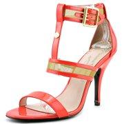 Vivienne Westwood Marilyn   Open-Toe Leather  Heels