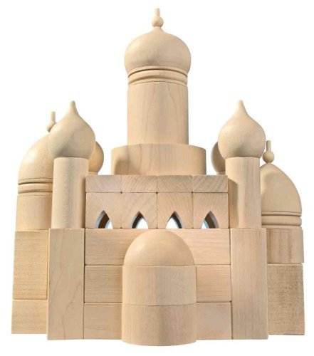 HABA Russian House Architectural Block Set by Haba Toys USA