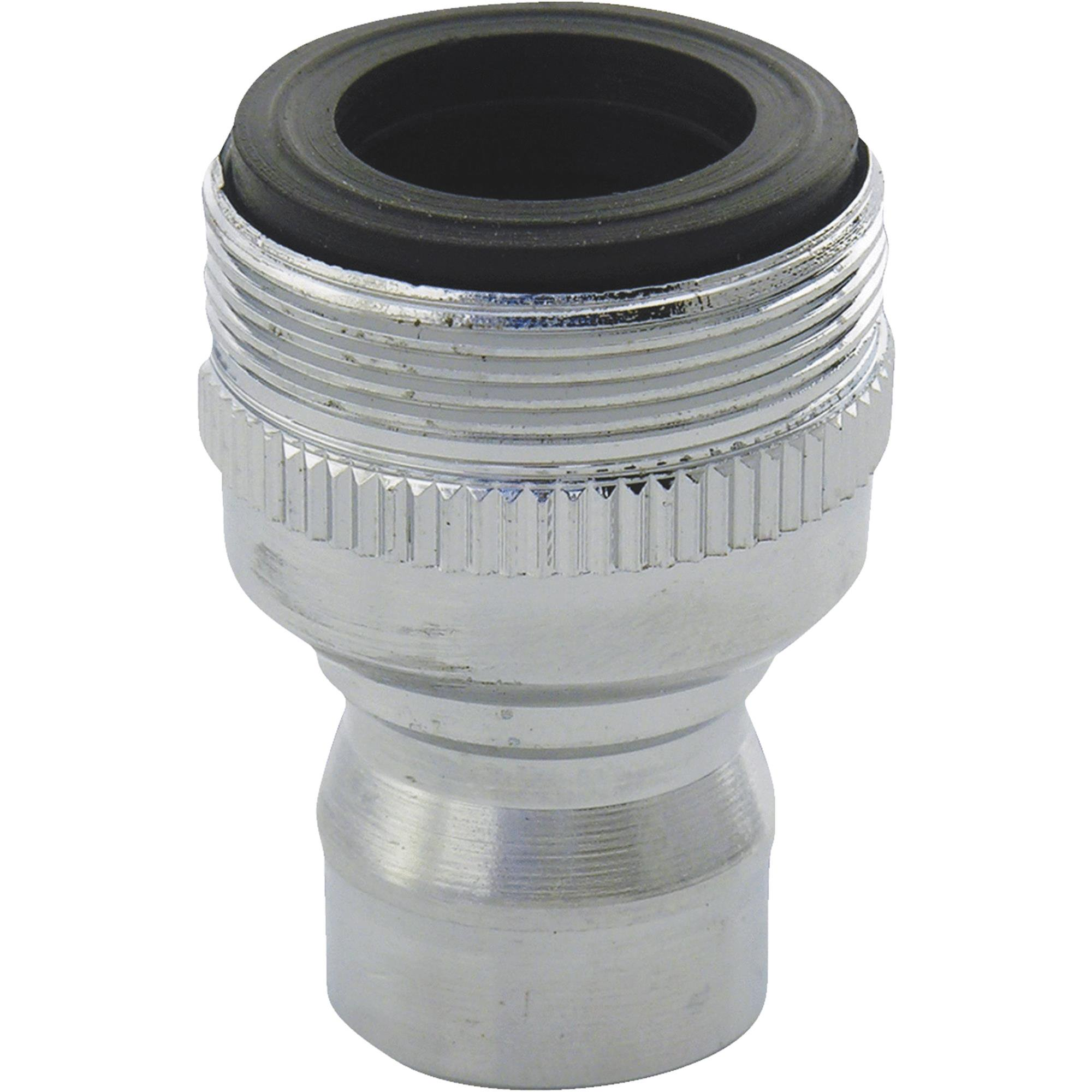 Lasco Faucet Aerator Snap Nipple for Portable Dishwasher Connector