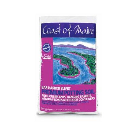 Coast Of Maine BH1 Premium Blend Potting Soil, 1-Cu. Ft. - Quantity (Premium Potting Soil)