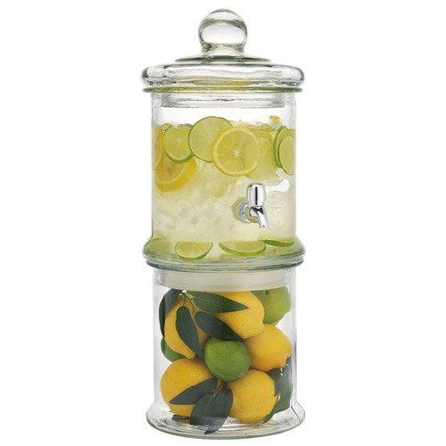 Home Essentials Del Sol 2 Tier Drink Dispenser