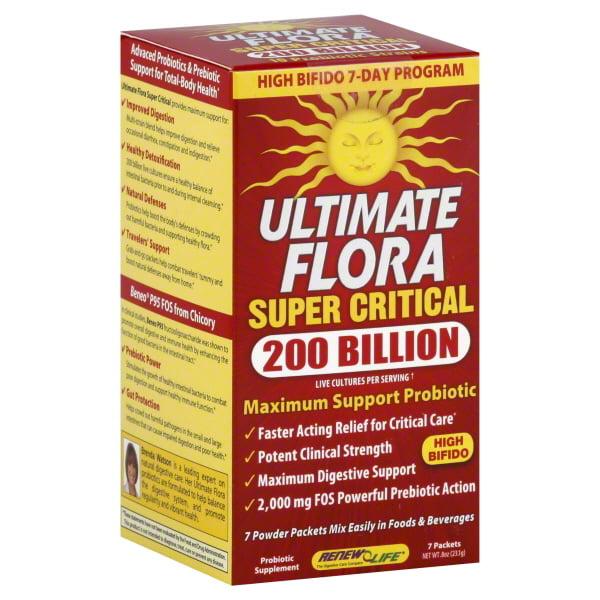 ReNew Life Formulas Ultimate Flora  Ultimate Flora, 7 ea