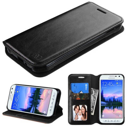 Samsung Galaxy S6 Active MyBat MyJacket Wallet Case