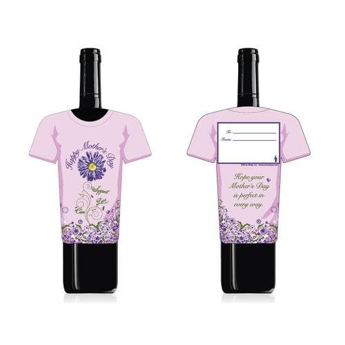 Wine Wear B027 Mothers Day Wine Bottle Wear