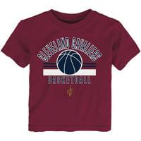 huge discount b99ca 09b17 Cleveland Cavaliers T-Shirts - Walmart.com