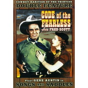 Code of the Fearless / Songs and Saddles (DVD)