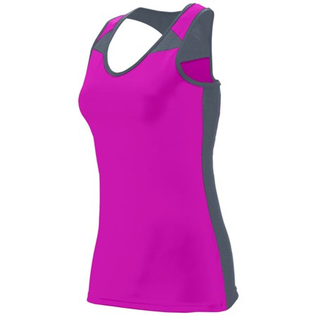 Augusta Ladies Zentense Tank Pp/Gt Xl - image 1 of 1