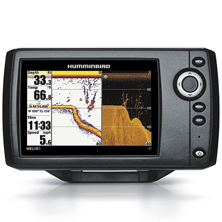 Humminbird Helix 5 DI G2 410200-1 Fish Finder System with Down Imaging