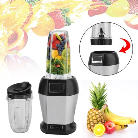 Nutrition BPA Free 900W Professional Smoothies Power Blender Heavy Duty Mixer Juicer