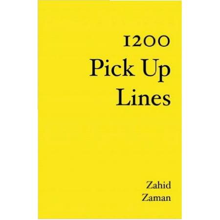 1200 Pick Up Lines - eBook