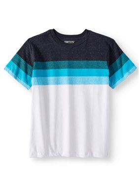 eee8b3df Product Image Short Sleeve Retro Stripe Tee Shirt (Big Boys)
