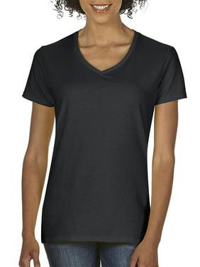 8cec6e5632b Product Image Women's Classic Short Sleeve V-Neck T-Shirt