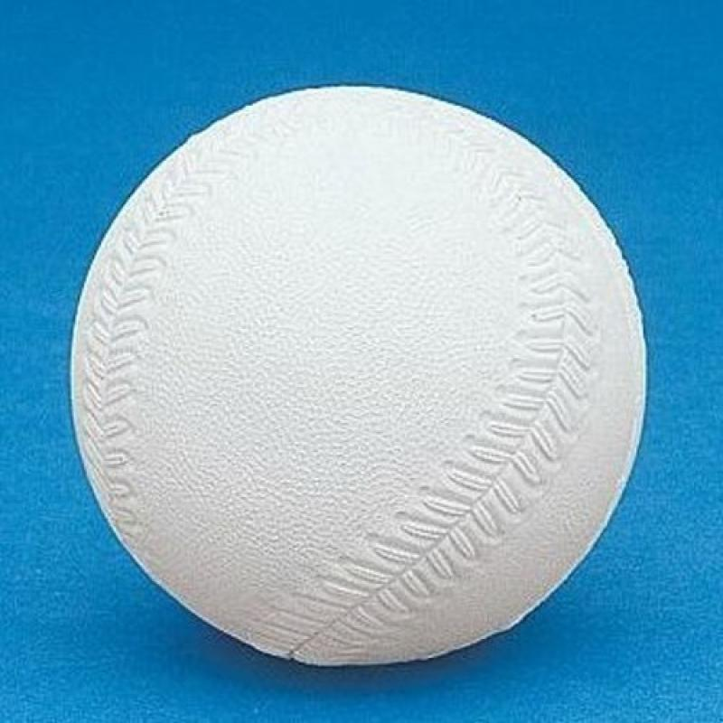 Baseball Candles 6 Pack 3D Spheres