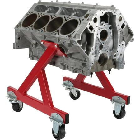 GM LS V8 Rolling Engine Storage - Otc Engine Stands