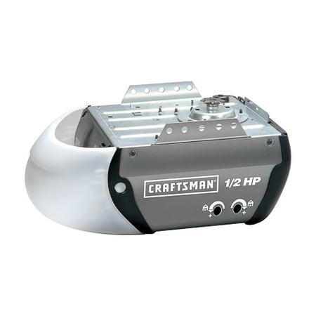 Craftsman 53930 Chain Drive Gararge Door Opener 1 2 Hp