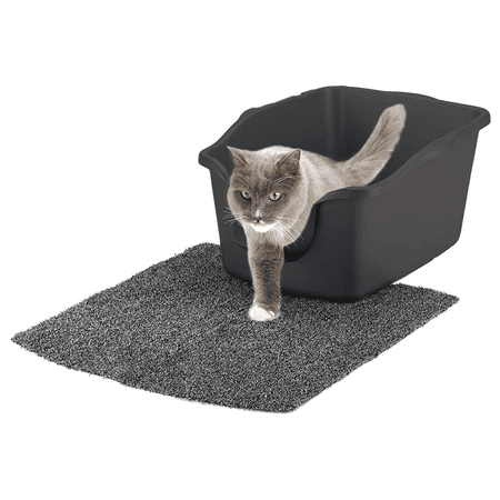 Nature's Miracle High-Sided Litter Box, Easy-Clean