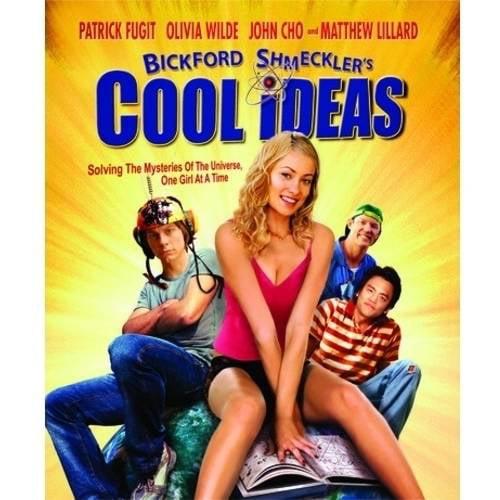 Bickford Shmeckler's Cool Ideas (Blu-ray)