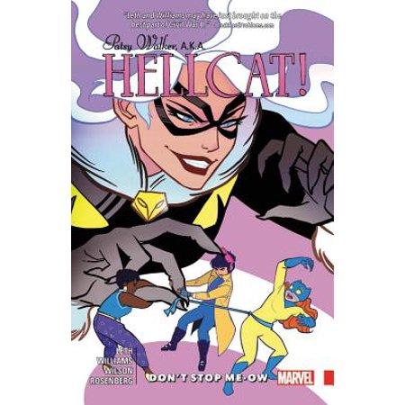 Patsy Walker, A.K.A. Hellcat! Vol. 2 : Don't Stop