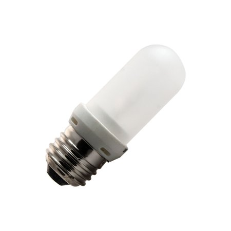 Goodbulb 614102 Q100FR/EDT | 100W 120V E26 E27 MEDIUM SCREW FROSTED T10 Halogen Bulb - Soft White Light - 1 Pack 10w Frosted White Socket