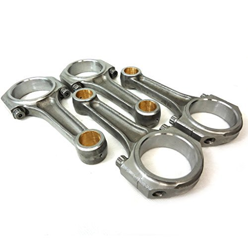 "AA Performance Products Forged Chromoly I Beam Connecting Rod Set VW Journal (Size 5.394"")"