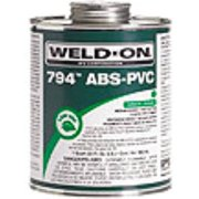 WELD ON 794 TRANSITION CEMENT GREEN  per 5 Each