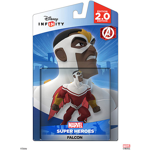 Disney Infinity: Marvel Super Heroes (2.0 Edition) Falcon Figure (Universal)