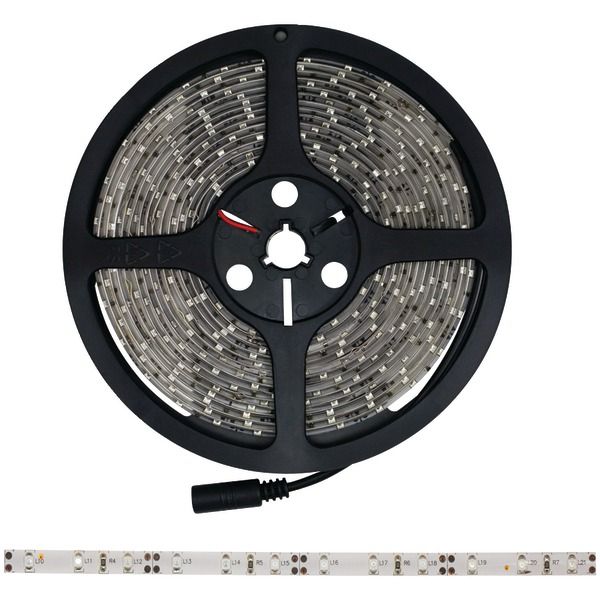 The Installbay Car Decorative Light - 16.40 Ft - 300 Led - White - Water Resistance (5mw)