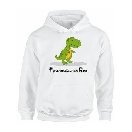 Adult Dinosaur Hoodie (Awkward Styles Tyrannosaurus Rex Dinosaur Hooded Sweatshirt Dinosaur Hoodie Sweater Unisex Cute Dinosaur Hoodie for Women Tyrannosaurus Rex Hoodie for Men Funny Dinosaur Birthday Party)