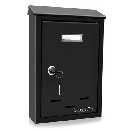 SereneLife Locking Wall Mounted - Catalogs By Mail