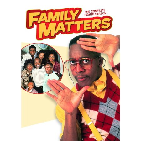 Family Matters: The Complete Eighth Season (DVD) - Season 3 Modern Family Halloween