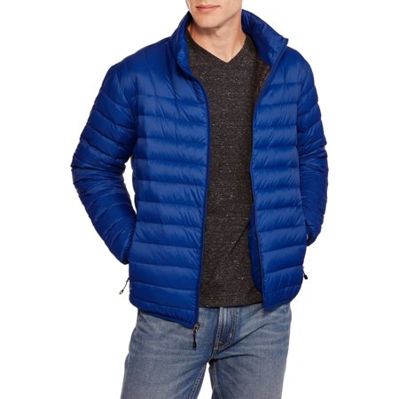 Hawke & Co. Men's Lightweight Down Jacket - Walmart.com